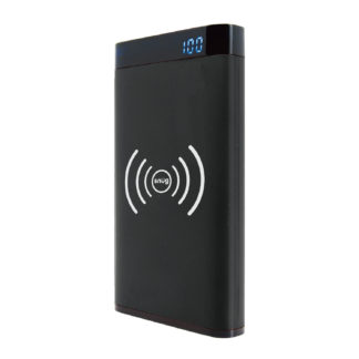 Snüg 10 000Mah Qi Wireless Powerbank Charger With LCD Display